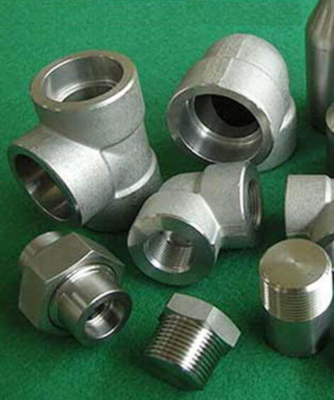 Alloy Steel F5 Forged Fittings