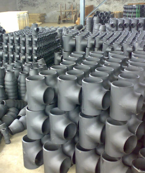 Alloy Steel WP12 Pipe Fittings