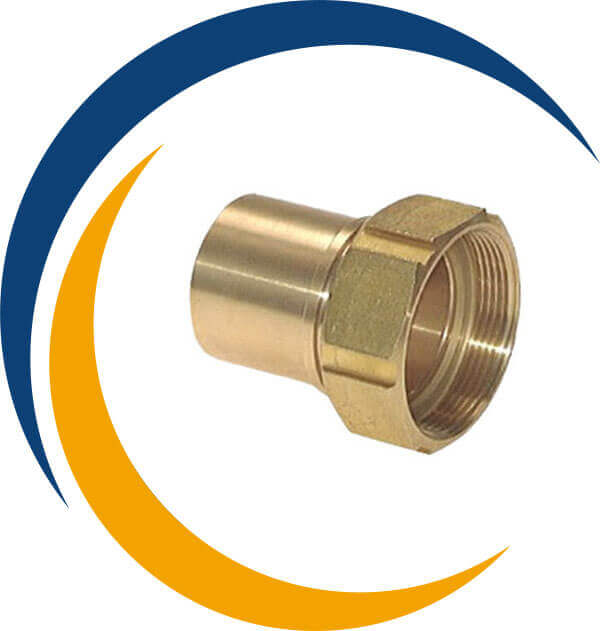 Brass Forged Coupling
