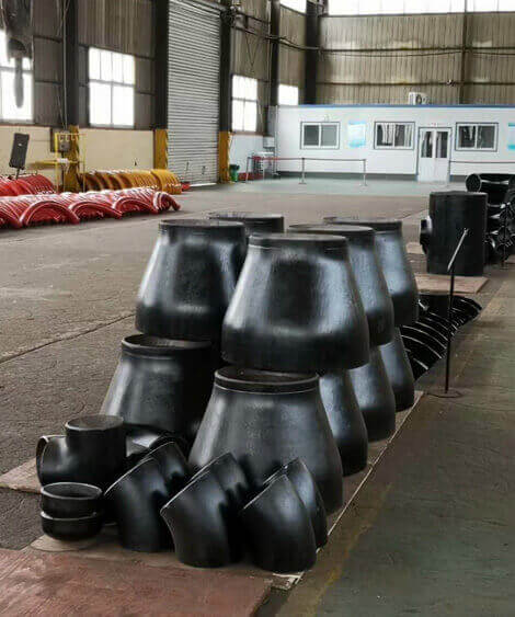 Carbon Steel WPHY 52 Pipe Fittings