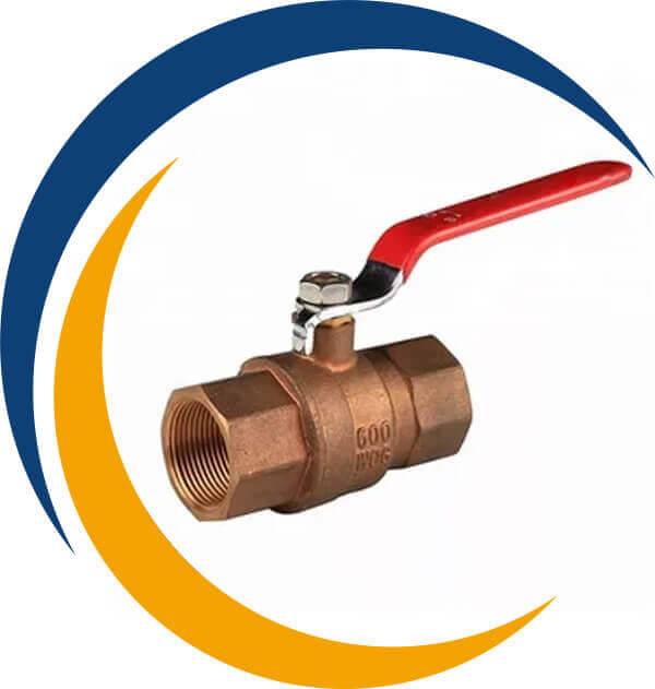Cupro Nickel 70/30 Ball Valve