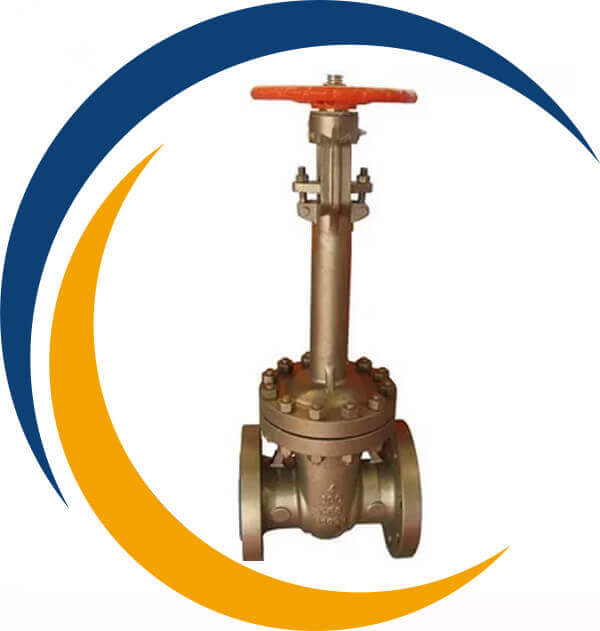 Cupro Nickel 70-30 Cryogenic Gate Valve