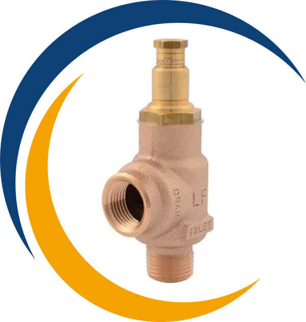 Cupro Nickel 70/30 Relief Valve