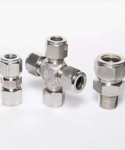 Incoloy 825 Instrumentation Tube Fittings