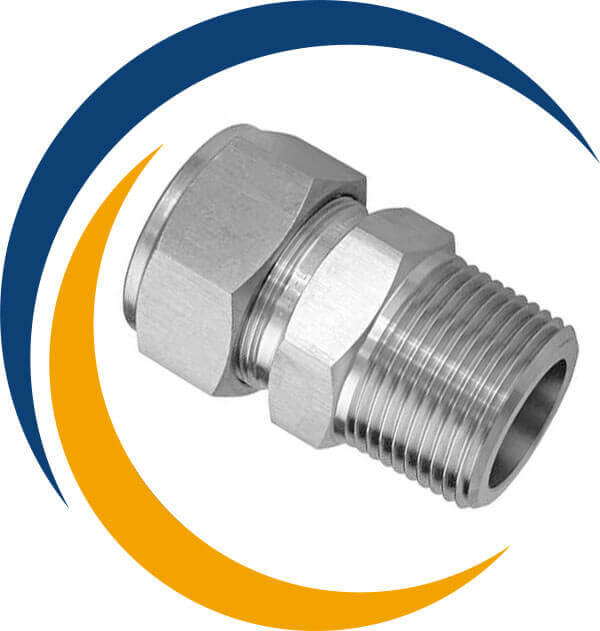 Inconel 625 Male Connector
