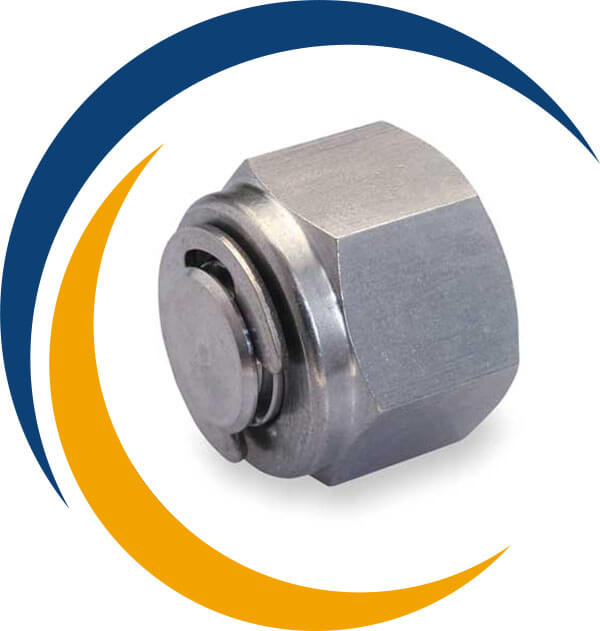 Inconel 625 Plug (Port Ends)