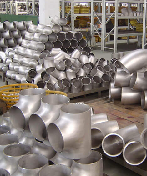 Stainless Steel 316 / 316L Pipe Fittings