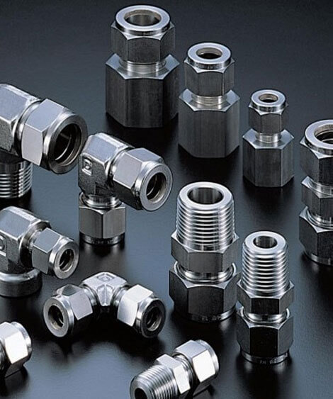 Stainless Steel 316TI Instrumentation Tube Fittings