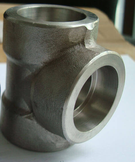 Stainless Steel 317 Forged Fittings