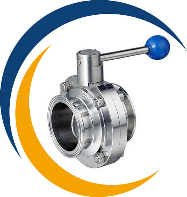 Stainless Steel 304 Butterfly Valves
