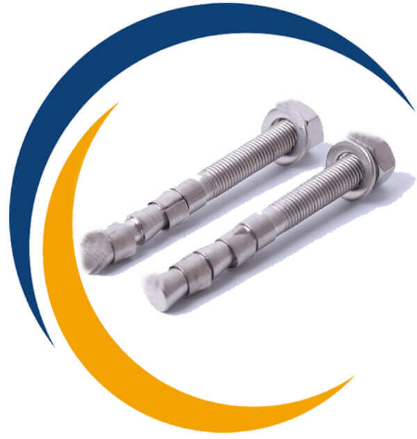 Monel 400 / K500 Anchor Bolts