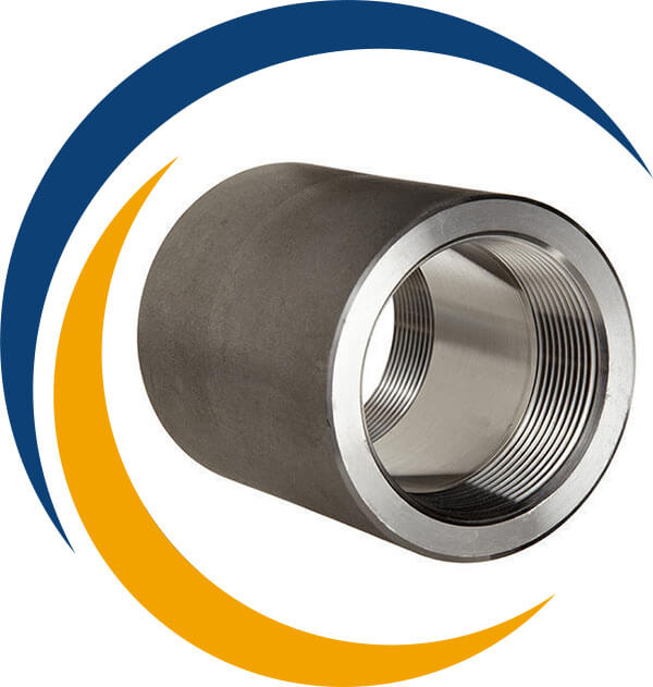 Super Duplex Steel S32760 Forged Coupling