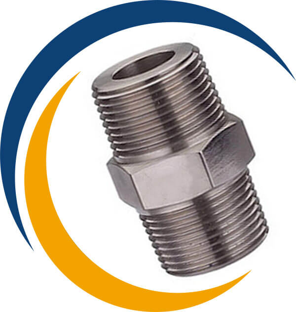 Inconel 600 Forged Pipe Nipples