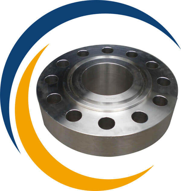 Super Duplex Steel S32750 RTJ Flanges