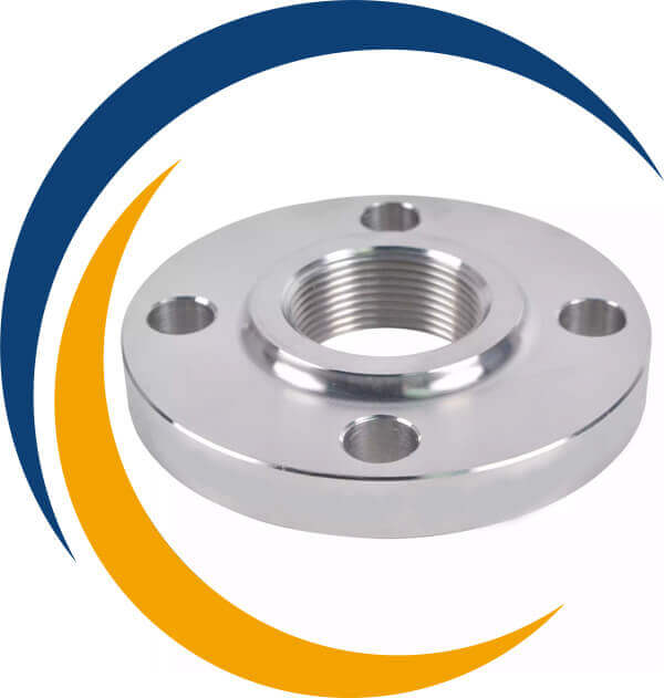 Super Duplex Steel S32750 Threaded Flanges