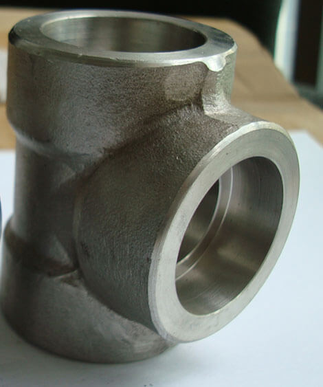 Super Duplex Steel Forged Fittings